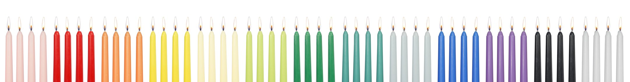 Taper candle banner 2160